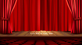 Red Curtain Template - Promotional Image